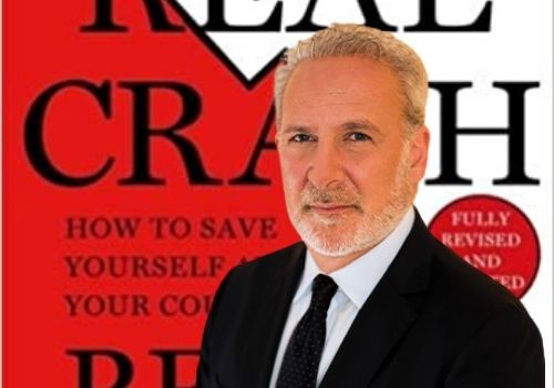 find the list of Peter Schiff Books