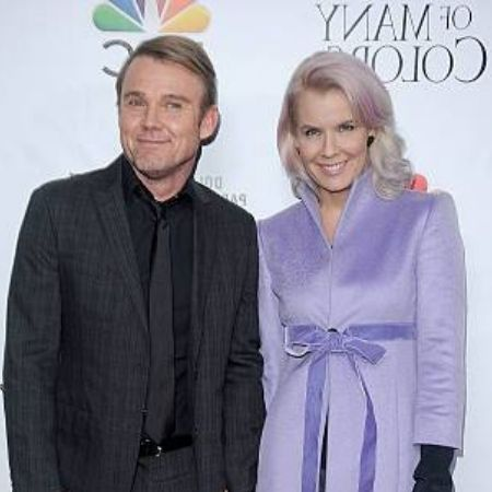 Why Did Ricky Schroder and Andrea Bernard Divorce?