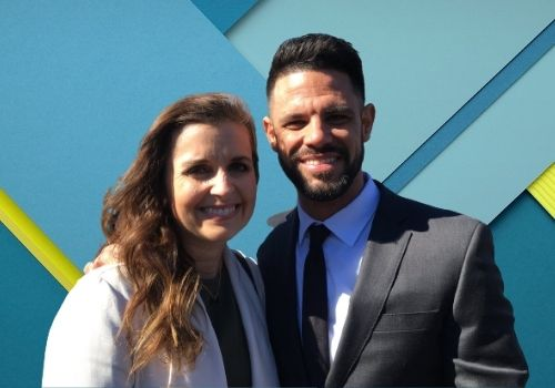Steven Furtick has been married to Holly Furtick since 2002.