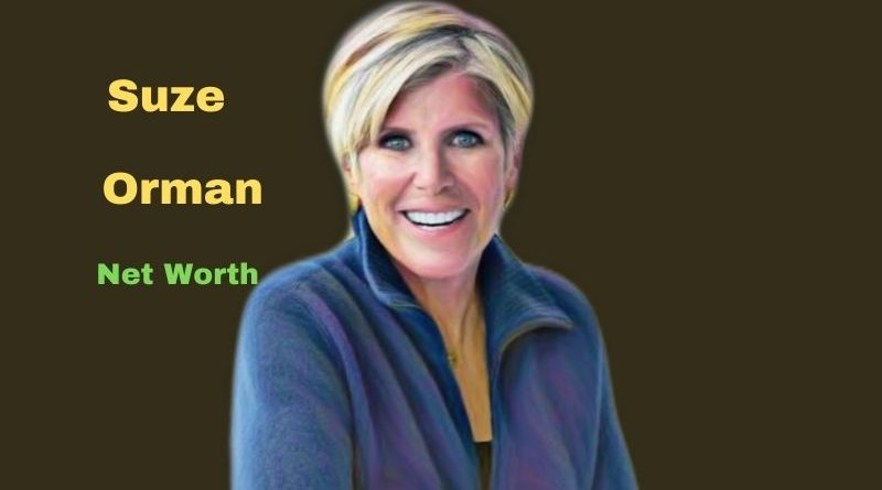 Suze Orman's Net Worth in 2021 - How did author Suze Orman earn her money?