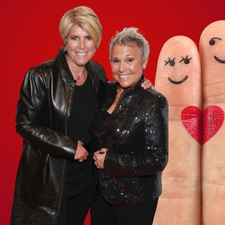 Who is Suze Orman married to?