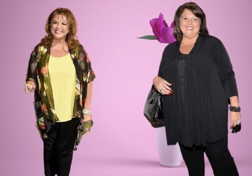 Abby Lee Miller weight loss Journey