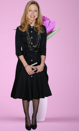 Chelsea Clinton's Height - How tall is she?