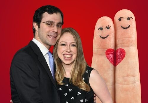 Chelsea Clinton has been married to Marc Mezvinsky since 2010.