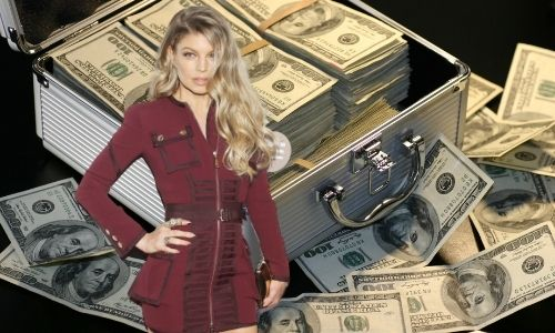 How did Fergie's Net Worth and wealth Reach $45 Million in 2021?