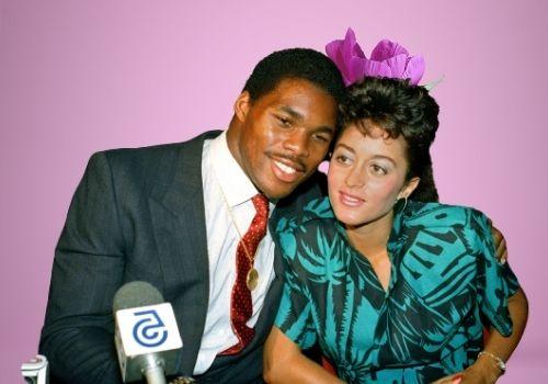 Herschel Walker had married to Cindy DeAngelis Grossman in 1983 and divorced in 2002.