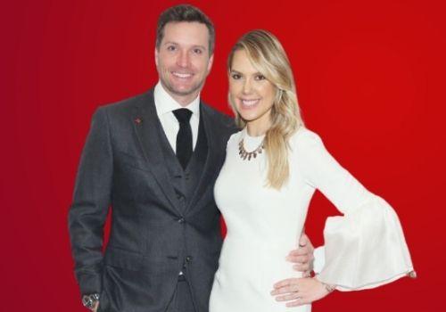 Matt Davis., the ex-husband of fashion designer Kendra Scott.