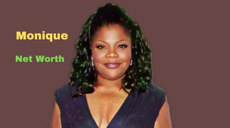 Monique's Net Worth in 2021 - How did comedian Monique earn his money?