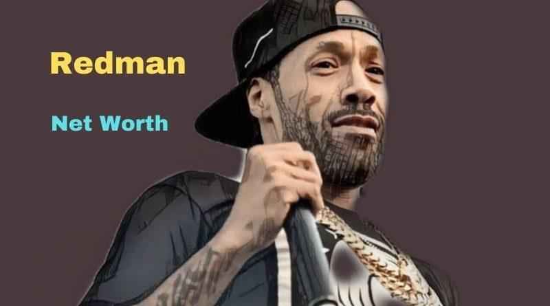 Redman's Net Worth in 2021 - How did rapper Redman earn his money?