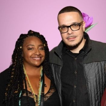 Who is Shaun King's wife?