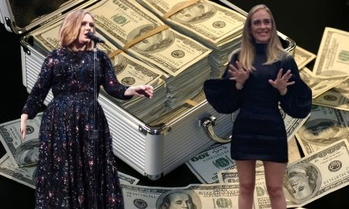 How did Adele's Net Worth and wealth Reach $200 million in 2021?