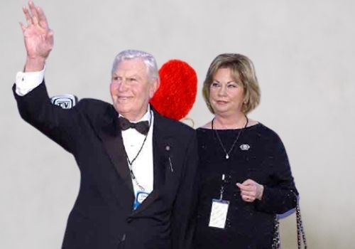 Who is Andy Griffith's wife Cindy Knight?