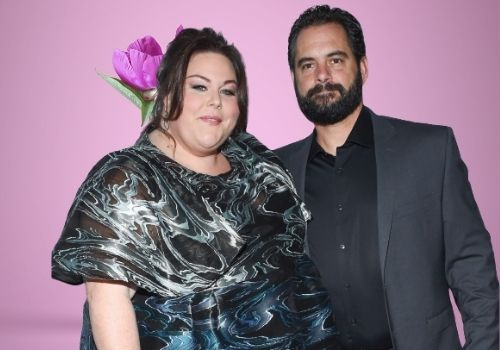Martyn Eaden, the ex-husband of actress and singer Chrissy Metz.