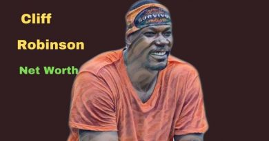 Cliff Robinson's Net Worth in 2021 - How did basketball player Cliff Robinsonr earn his money?