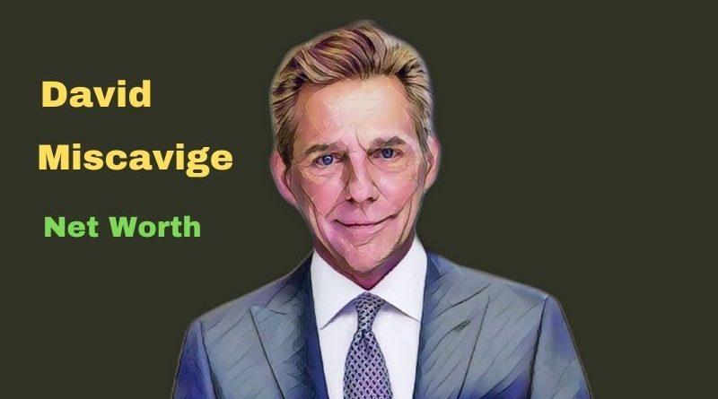 David Miscavige's Net Worth in 2021 - How did David Miscavige earn his money?