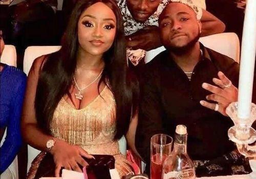 Who is Davido's fiancee Chioma Avril Rowland?
