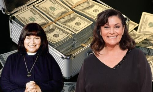 What is Dawn French's Net Worth in 2021 and how does she make her money?