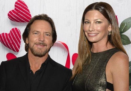Eddie Vedder has been married to Jill McCormick since 18 September 2010.