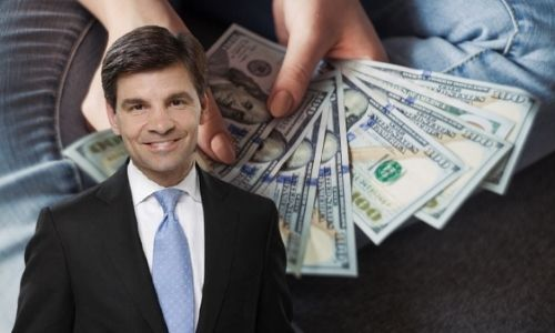 How did George Stephanopoulos' Net Worth and wealth Reach $40 million in 2021?
