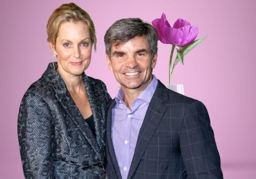 George Stephanopoulos has been married to Alexandra) Wentworth since 2001.