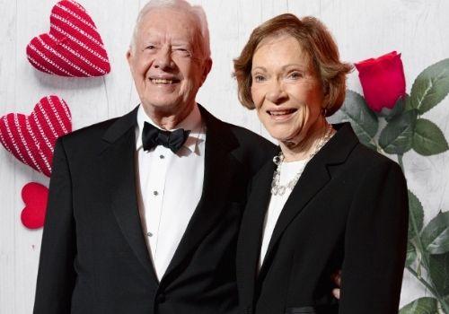Who is Jimmy Carter's wife Rosalynn Carter?