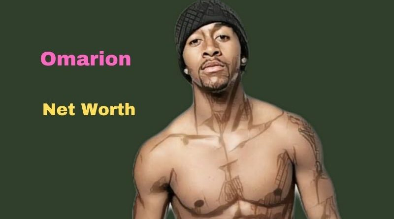 Omarion's Net Worth in 2021 - How did Singer Omarion Maintains his Worth?