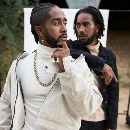 Who is Omarion's brother O'Ryan?