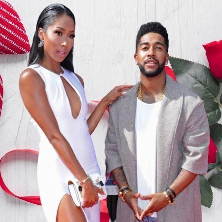 Who is Omarion's ex-girlfriend Apryl Jones ?