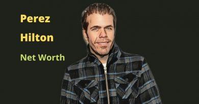 Perez Hilton's Net Worth in 2021 - How did Blogger Perez Hilton earn his money?