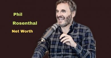 Phil Rosenthal's Net Worth in 2021 - How did TV Writer Phil Rosenthal earn his money?