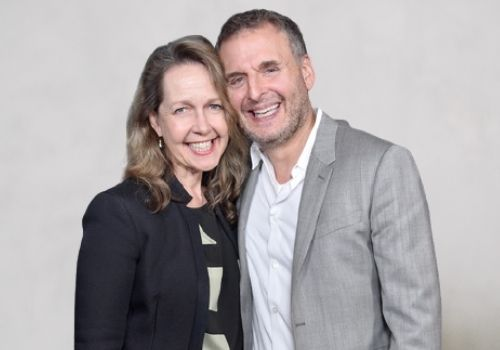 Who is Phil Rosenthal's wife Monica Horan?