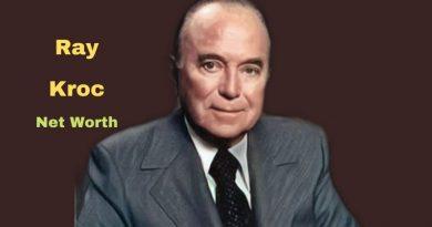 Ray Kroc's Net Worth 2021: Bio, Age, Death, Wife, Kids, Income
