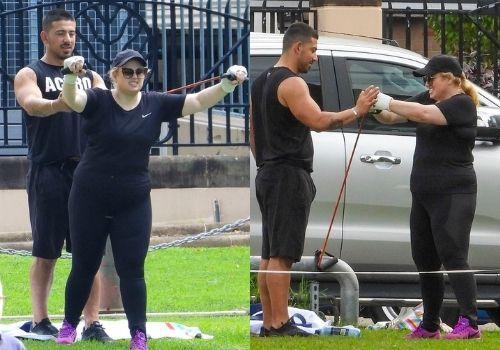 Rebel Wilson Weight Loss 2021 Workout