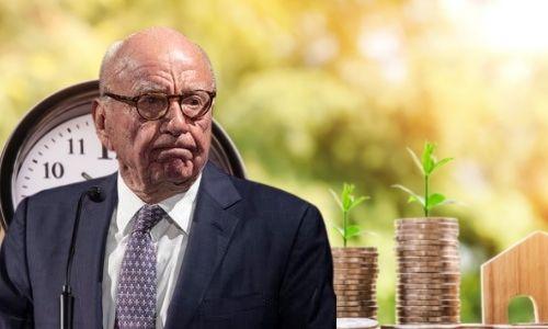 How did Rupert Murdoch's Net Worth Rise so High?