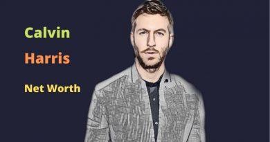 Calvin Harris' Net Worth in 2021 - How did singer Calvin Harris earn his money?