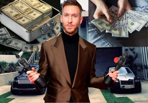 How did Calvin Harris' Net Worth and wealth Reach $300 million in 2021?