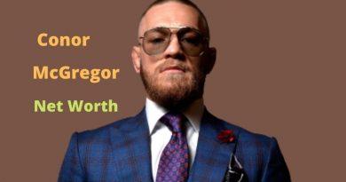 Conor McGregor's Net Worth in 2021 - How did Boxer Conor McGregor earn his money?