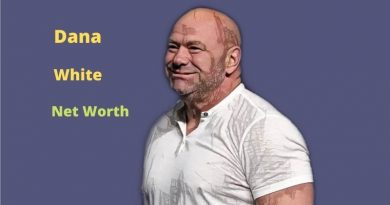 Dana White's Net Worth 2021: Age, Height, Wife, House, Income, Assets