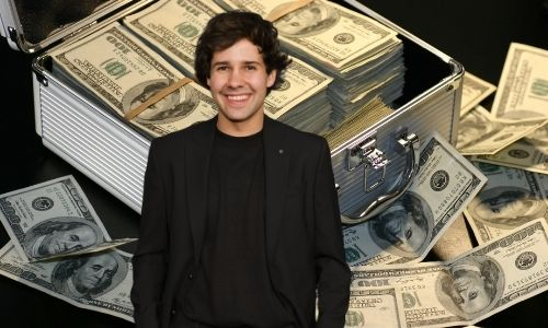 What is David Dobrik's Net Worth in 2021 and how does he make his money?