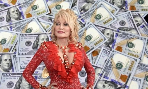 How much is Dolly Parton's net worth in 2021?