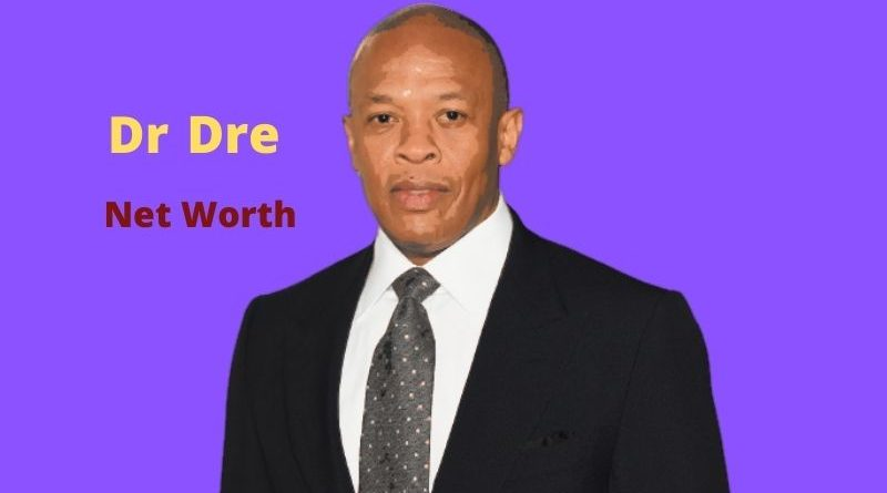 Dr Dre's Net Worth in 2021 - How did Rapper Dr Dre earn his money?