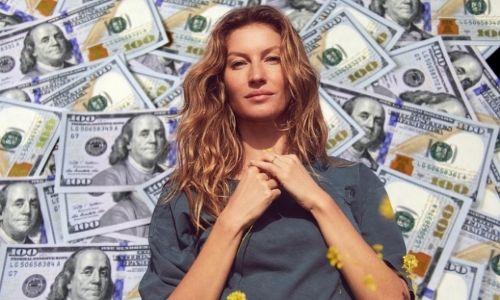 How much is Gisele Bundchen's net worth in 2021?