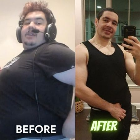 Exactly How Greekgodx Lost 70 Pounds - Greekgodx's Weight Loss