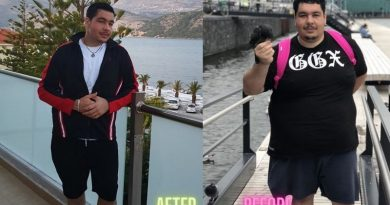 Greekgodx's weight loss Journey - Diet, Workout Routine, Before & After