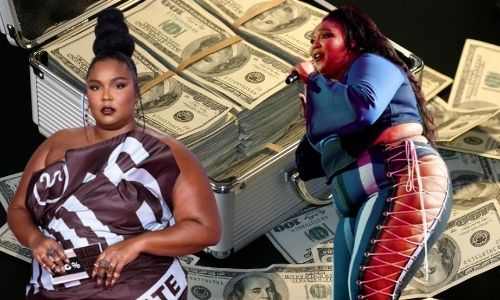 How did Lizzo's Net Worth and wealth Reach $10 million in 2021?