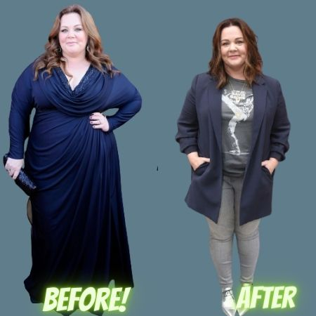 Melissa McCarthy Opens Up About Her 75-Pound Weight Loss