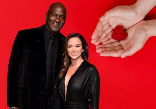 Michael Jordan has been married to Yvette Prieto since 2013.