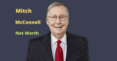 Mitch McConnell's Net Worth 2021: Age, Height, Wife, Salary, Career