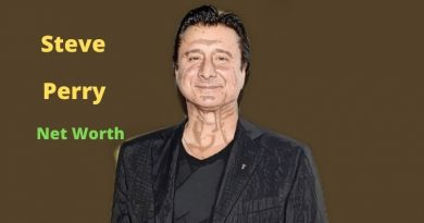 Steve Perry's Net Worth in 2021 - How did singer Steve Perry earn his money?