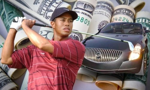What is Tiger Woods' Net Worth in 2021 and how does he make his money?